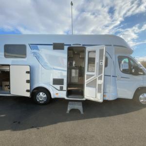 BURSTNER DELFIN T 736 MODELE 2021 A PARTIR DE 56190€