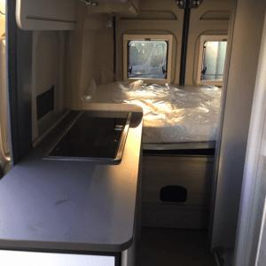BURSTNER CAMPEO C 600 BOITE AUTO 9 MODELE 2021