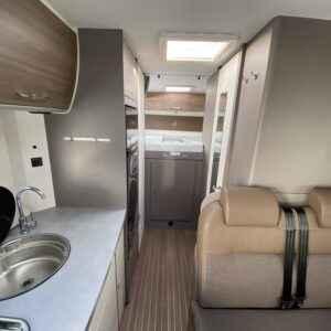 ETRUSCO A 7300 DB 6 COUCHAGES A PARTIR DE 49790€